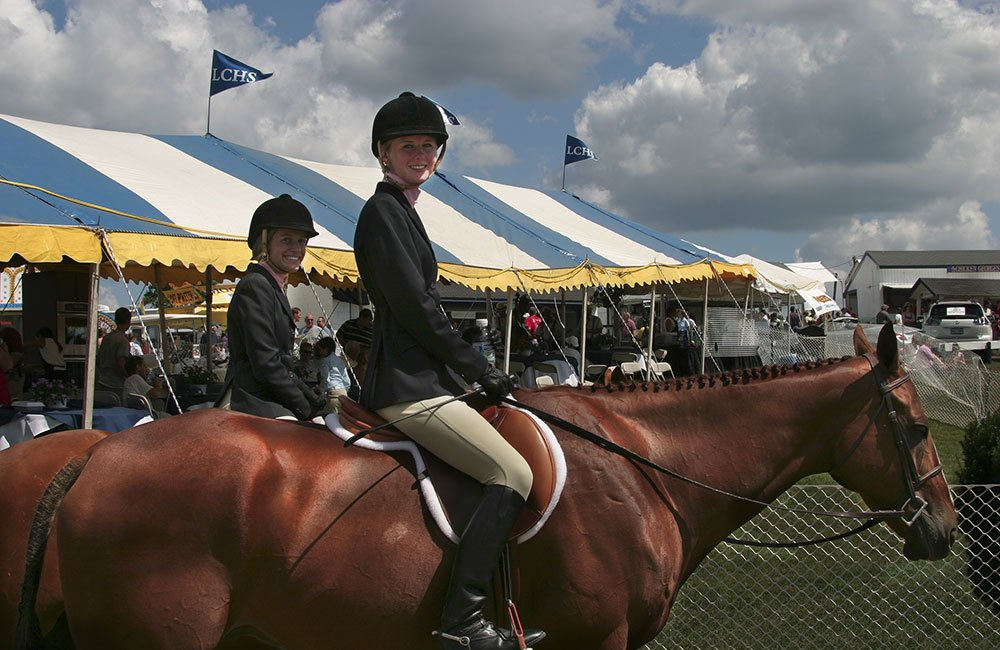 Ludwigs Corner Horse Show