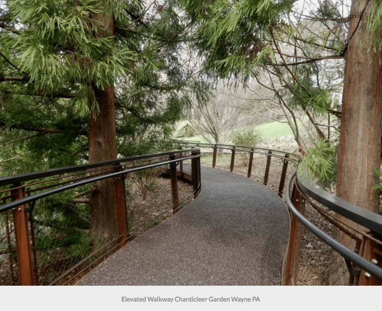 Elevated Walkway