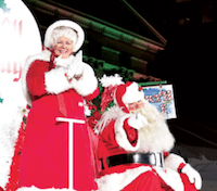 39th Annual Christmas Parade in West Chester Presented by QVC