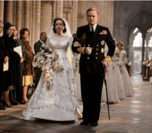 Costuming 'The Crown'