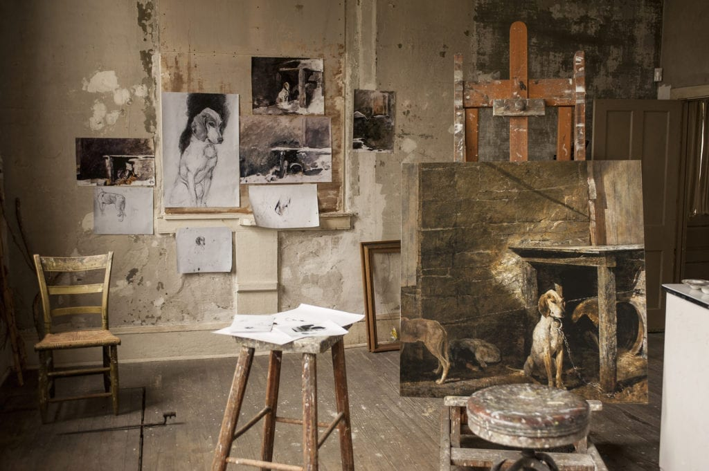 Andrew-Wyeth-Studio