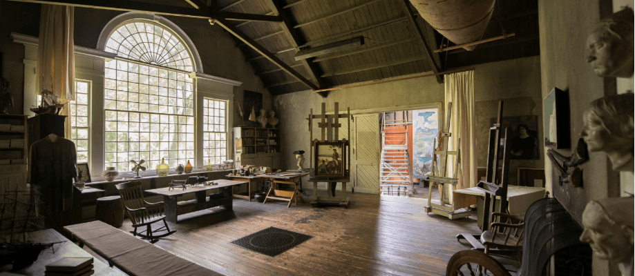 Brandywine River Museum of Wyeth Art Studio Tours