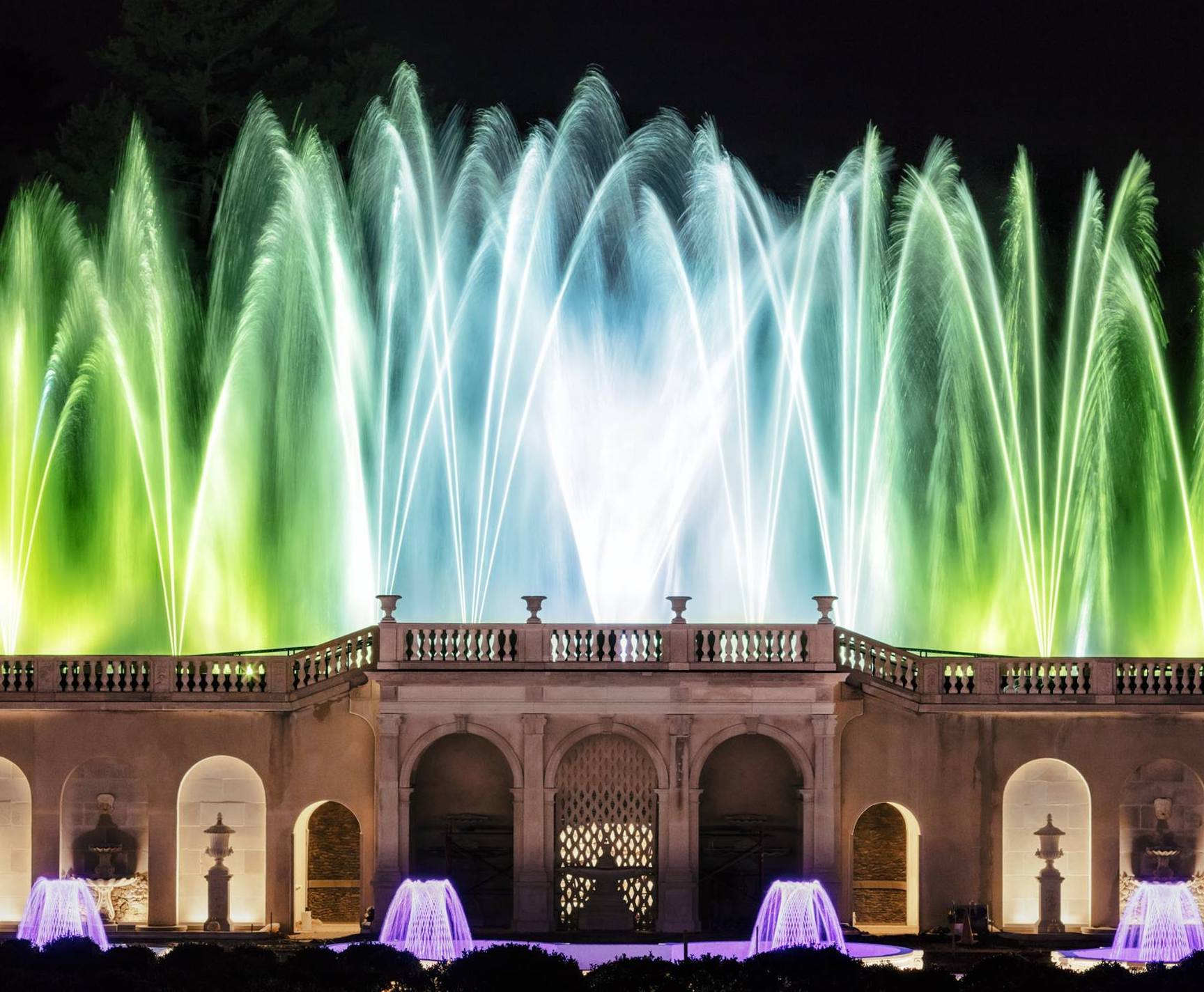 Longwood Gardens Presents Festival Of Fountains 2019