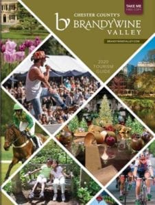Chester County's Brandywine Valley Tourism Guide 2020